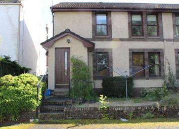 Thumbnail 2 bed flat to rent in Main Street, Cambusbarron