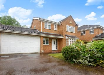 Thumbnail 4 bed detached house to rent in Langford Village, Bicester