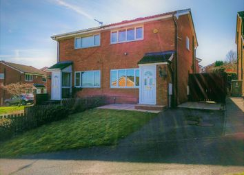 Thumbnail 2 bed semi-detached house for sale in Morton Rd, Windmill Hill, Runcorn