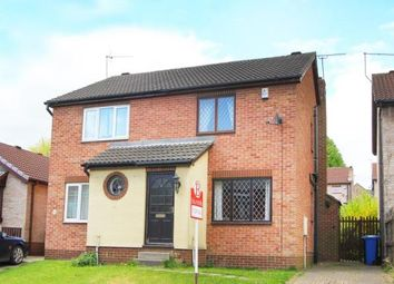 Thumbnail 2 bed semi-detached house for sale in School Road, Beighton, Sheffield, South Yorkshire