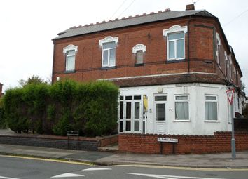 Thumbnail 1 bed flat to rent in Park Road, Bearwood, Smethwick