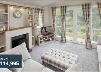 Shorefield Road, Downton, Lymington SO41. 2 bed lodge for sale