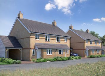 Thumbnail 3 bed semi-detached house for sale in Greenleaf Gardens, Polegate