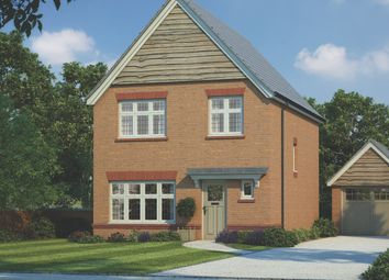 Thumbnail 3 bedroom detached house for sale in St Andrews Park, Rochester Road, Halling, Kent