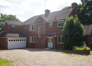 Thumbnail 4 bed detached house for sale in Starvenden Lane, Cranbrook