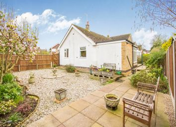 Thumbnail 2 bedroom bungalow for sale in Gwendoline Drive, Countesthorpe, Leicester