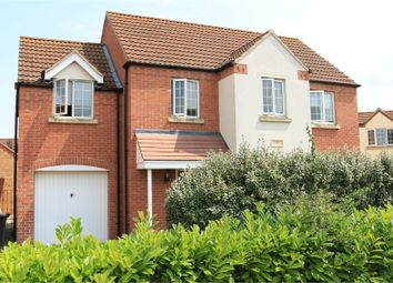 Thumbnail 4 bed detached house for sale in 7 Elsea Park Way, Bourne, Lincolnshire