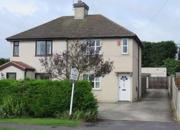 Thumbnail 2 bed semi-detached house to rent in Station Road, Hibaldstow