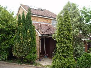 Thumbnail 2 bed flat for sale in Greenacres, Old Newton, Stowmarket