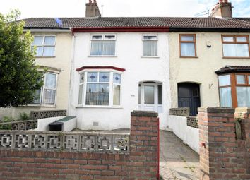 Thumbnail 2 bed terraced house for sale in Gladstone Road, Barry