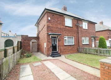 Thumbnail 2 bedroom semi-detached house for sale in Falmouth Road, Sunderland, Tyne And Wear