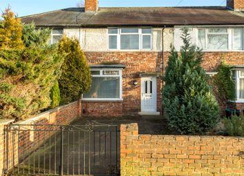 Thumbnail 2 bedroom terraced house to rent in Melrosegate, York
