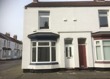 Thumbnail 2 bedroom terraced house to rent in Lovaine Street, Middlesbrough