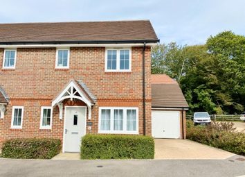 Medway Gardens, Burgess Hill RH15. 3 bed semi-detached house for sale