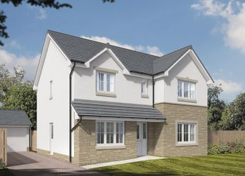 Thumbnail 4 bed detached house for sale in Off Airbles Road, Motherwell