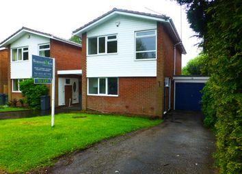 Thumbnail 3 bed detached house to rent in Chancellors Close, Edgbaston, Birmingham