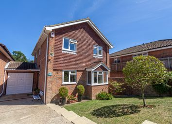 Thumbnail 4 bed link-detached house for sale in Heathdown Close, Peacehaven, East Sussex