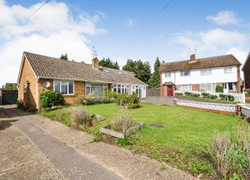 Thumbnail 2 bed semi-detached house for sale in The Four Acres, Sawbridgeworth, Hertfordshire