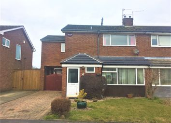 Thumbnail 4 bed semi-detached house to rent in Croft Avenue, Burscough