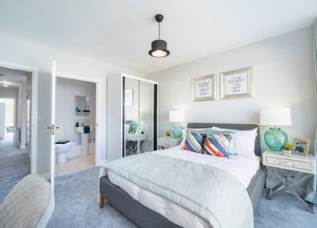 Thumbnail 1 bed flat for sale in Hickman Avenue, Highams Park