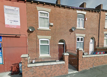 Thumbnail 2 bed terraced house to rent in Oxford Street, Oldham