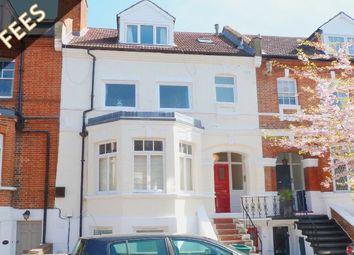 Thumbnail 1 bed flat to rent in Kingdon Road, London