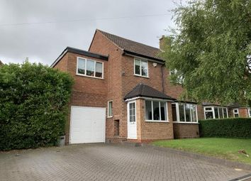 Thumbnail 4 bed semi-detached house for sale in Wirral Road, Northfield, Birmingham, West Midlands