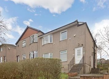 Thumbnail 3 bed flat for sale in Crofthill Road, Glasgow, Lanarkshire