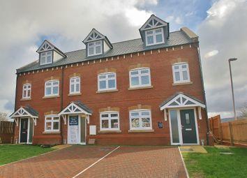 Thumbnail 3 bedroom town house for sale in Gwel Y Llan, Caernarfon, Gwynedd