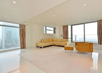 Thumbnail 3 bed flat to rent in Pan Peninsula, Canary Wharf