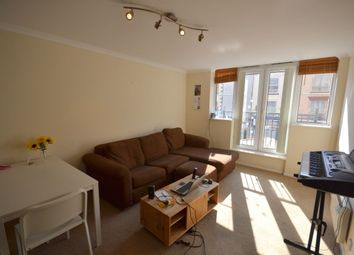 Thumbnail 1 bed flat to rent in Bridge Street, Northampton