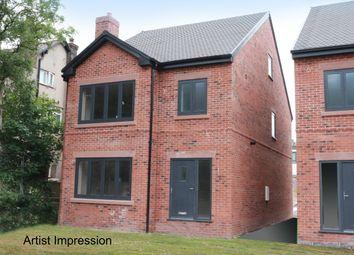 Thumbnail 5 bed detached house for sale in Thurstaston Road, Thurstaston, Wirral