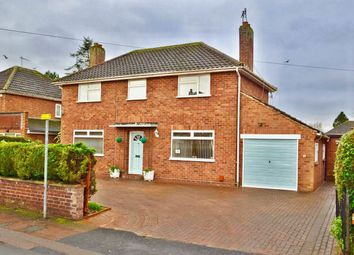Thumbnail 3 bed detached house for sale in Laugherne Road, Worcester