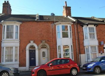Thumbnail 4 bed terraced house for sale in Beaconsfield Terrace, The Mounts, Northampton