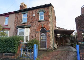 Thumbnail 3 bed semi-detached house for sale in Dingle Road, Birkenhead