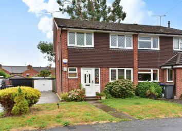 3 bed semi-detached house for sale in Lea Close, Badshot Lea, Farnham GU9