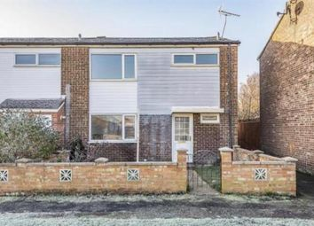 Thumbnail 3 bed end terrace house to rent in Somerville Way, Aylesbury