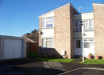 Thumbnail 1 bed flat to rent in Lower Kewstoke Road, Worle, Weston-Super-Mare