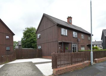 Thumbnail 3 bed semi-detached house for sale in Backmuir Road, Hamilton