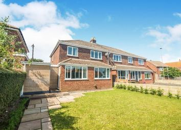 3 bed semi-detached house for sale in Mount Pleasant, Whitby, North Yorkshire, . YO22