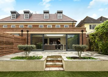 Thumbnail 5 bedroom semi-detached house for sale in Mymms Drive, Brookmans Park, Hatfield