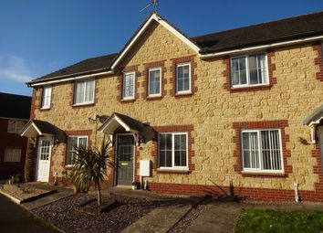 Thumbnail 2 bed terraced house to rent in Old Castle Close, Celtic Horizons, Newport