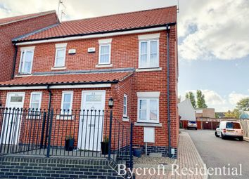 Thumbnail 2 bed end terrace house for sale in Pier Plain, Gorleston, Great Yarmouth