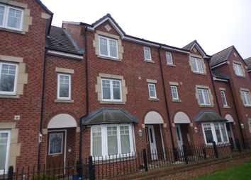Thumbnail 4 bed town house to rent in Mowbray Court, Choppington