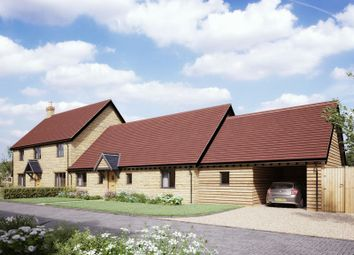 Thumbnail 2 bed semi-detached bungalow for sale in Park Farm Place, Northmoor, Near Standlake.