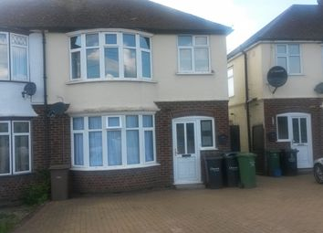 Thumbnail 2 bed flat to rent in Links Way, Luton