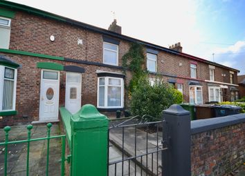 Thumbnail 2 bed terraced house for sale in Park Street, Liverpool