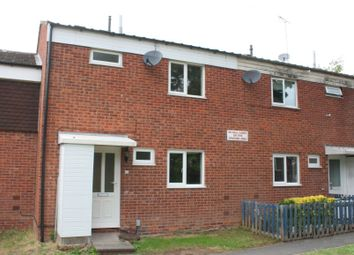 Thumbnail 4 bed terraced house to rent in Farnborough Close, Redditch