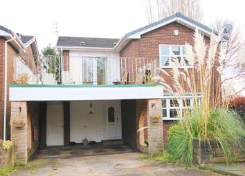 Thumbnail 4 bed detached house for sale in Mount Park Court, Woolton, Liverpool