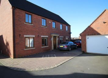 Thumbnail 5 bed detached house for sale in Sandy Hill Rise, Shirley, Warwickshire
